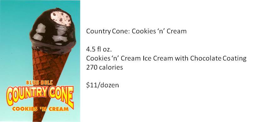 Cookie cone blue bell cookie clicker for Christmas cookie ice cream blue bell
